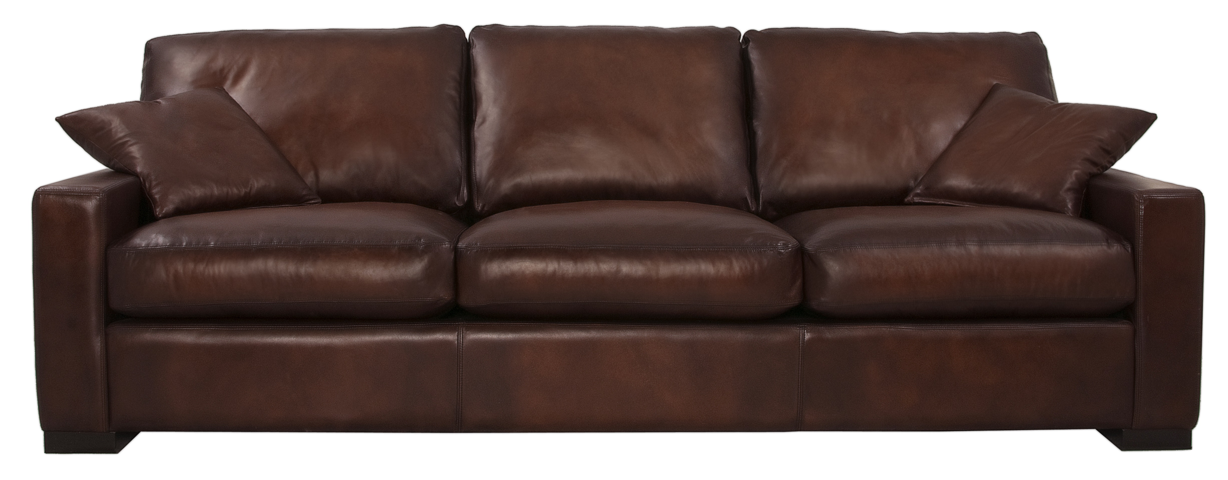 #1033   100% Perfect Hide Top Grain Leather Collection Shown In Capetown  Sumatra