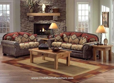 Log Furniture In Utah By Bradley 39 S Rustic Furniture Cabin Furniture Log Bunk Beds Barnwood