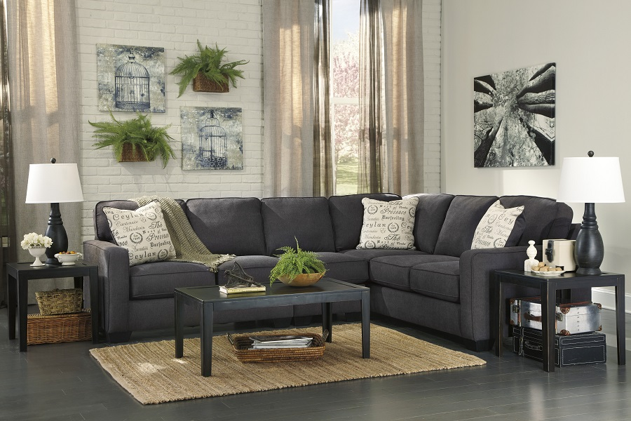 As shown 3 Piece Sale Price $1699 Now $999 116 LAF 90  RAF w x 38 d x 38.5  h* REVERSIBLE 2 Piece Sale Price (subtract the chair dims) Now $819 : sectionals on sale - Sectionals, Sofas & Couches
