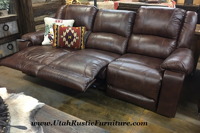 benchcraft leather rustic sofas rh utahrusticfurniture com benchcraft leather sofa reviews benchcraft leather couch