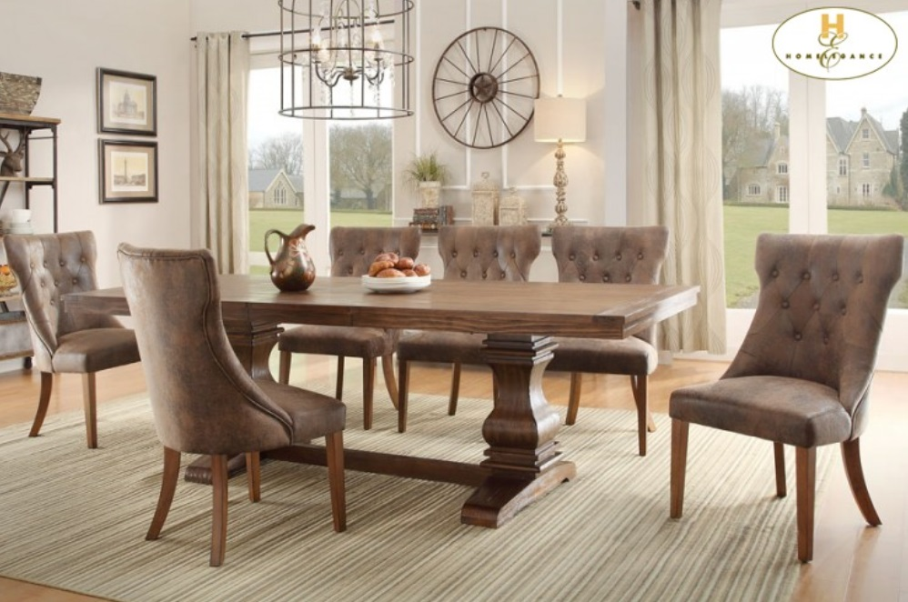 Homelegance 2515 Table Set