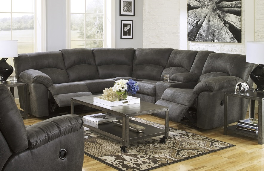 Reclining Sofa, Loveseat, And Sectional Sets
