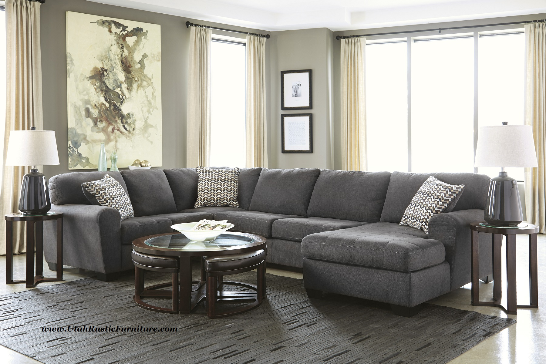 k benchcraft sectional wayfair calicho
