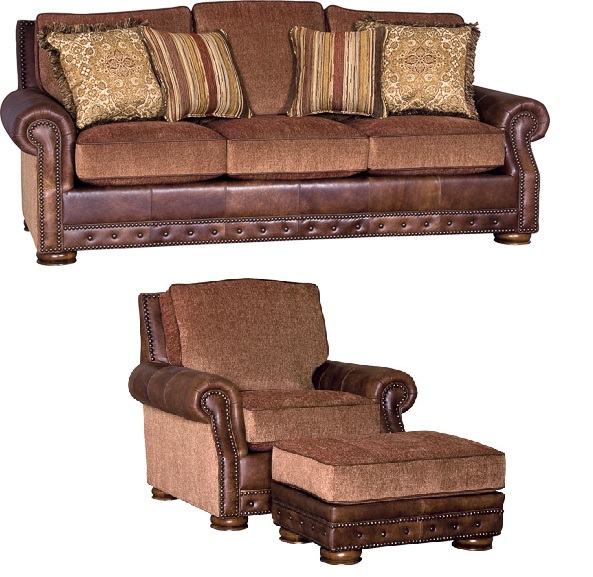 2900l Stallone Branch Distressed Top Grain Leather