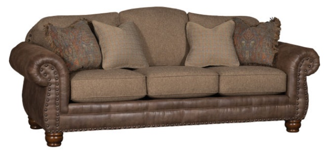 """Shale Top Grain Leather 96""""w Sofa Suggested Retail Price $3349 Sale Price $2099 73""""w Love Seat Suggested Retail Price $3229 Now $1999"""