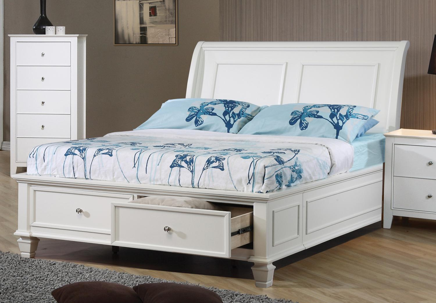 storage design buy bed delburne full signature by from set