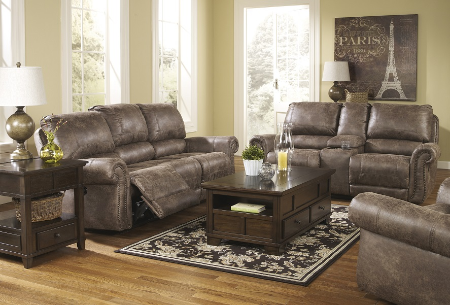 Bradley\'s Furniture Etc. - Rustic Reclining Sofas and Recliners