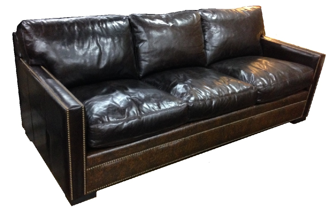 Leather Hide A Bed Sofa S