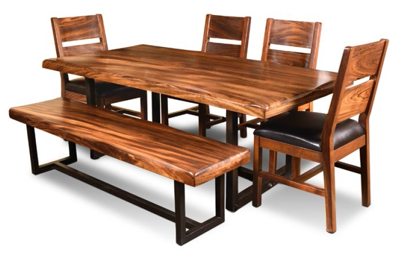 Dining room chairs utah oak set with