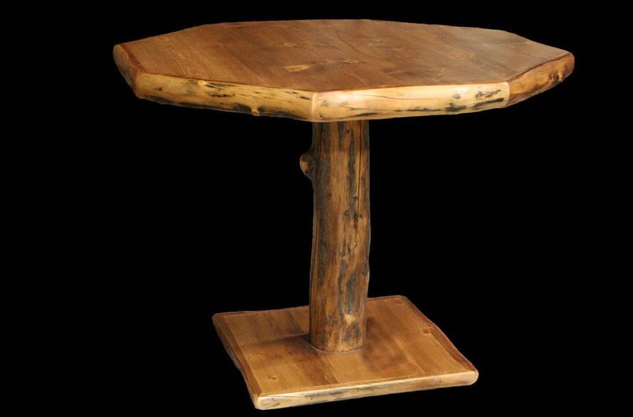 Bradley s Furniture Etc Utah Rustic Dining Table Sets