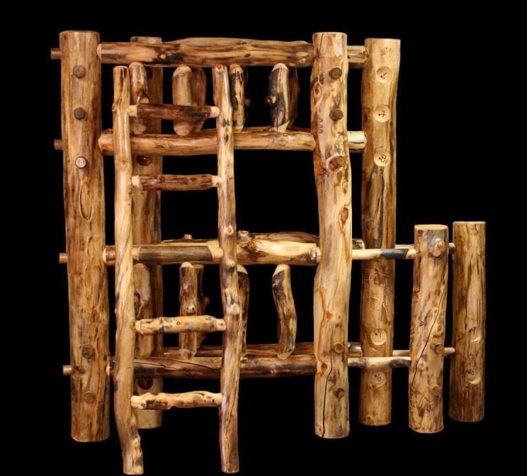 Aspen log bedroom furniture - Preisvergleich