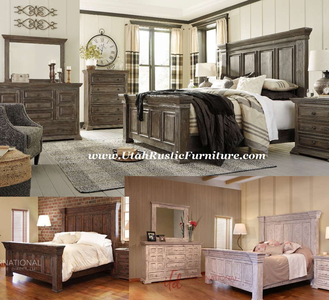 Available In Smoke Brown B813 And Terra Distressed Walnut