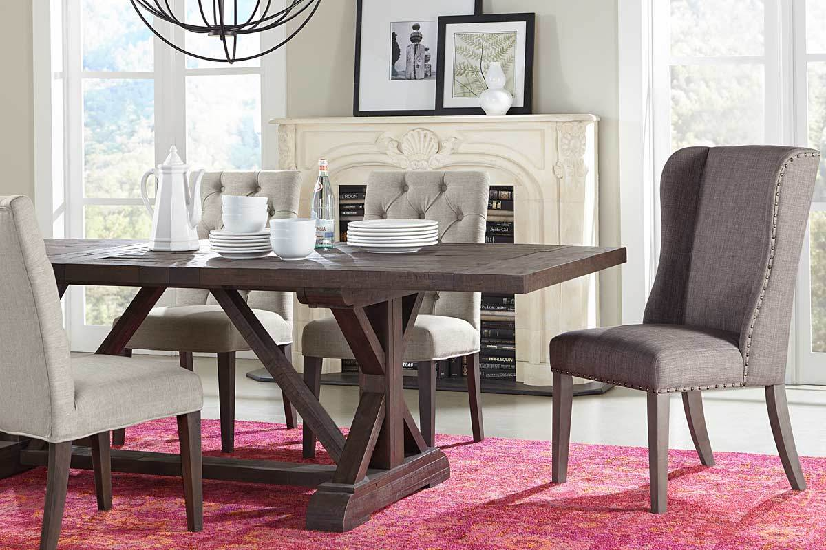 Kathryn Parson Fabric Toast Chairs Was $219 Now $169