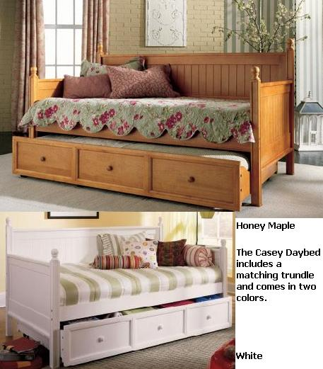 Bradley's Furniture Etc.   Utah Traditional Cottage Daybeds