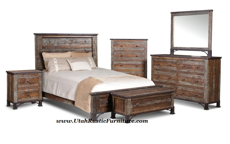 "King Bed Was $929 Now $729 84 1 2"" W x 88 1 2"" L x 59"" H"