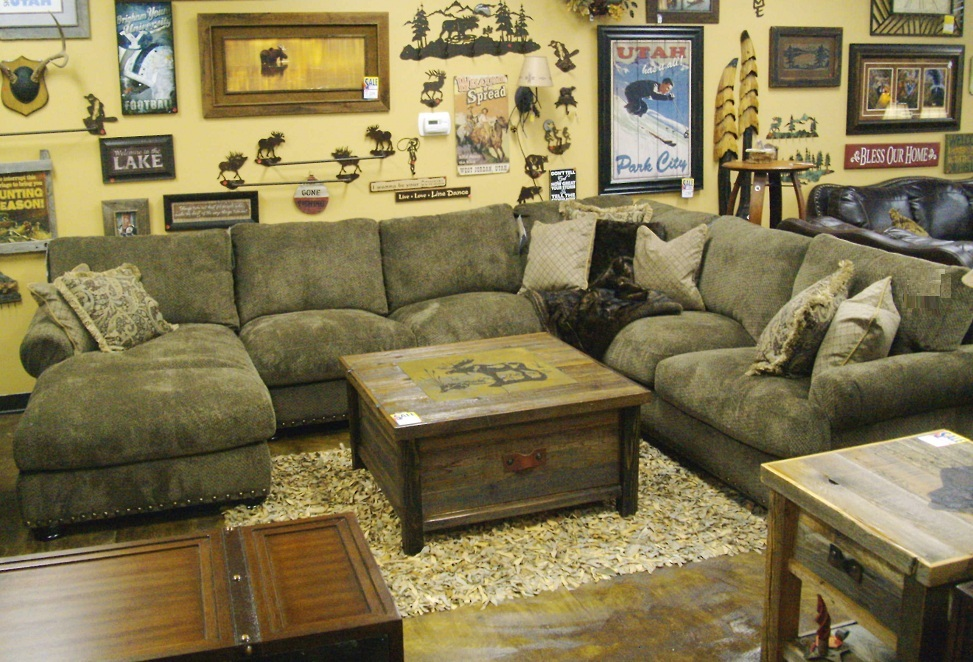 The Large Scale Baxter Modular Sectional Is Transitional U201cgreat Roomu201d  Furniture That Can Fit Well In A Traditional Or Contemporary Décor.