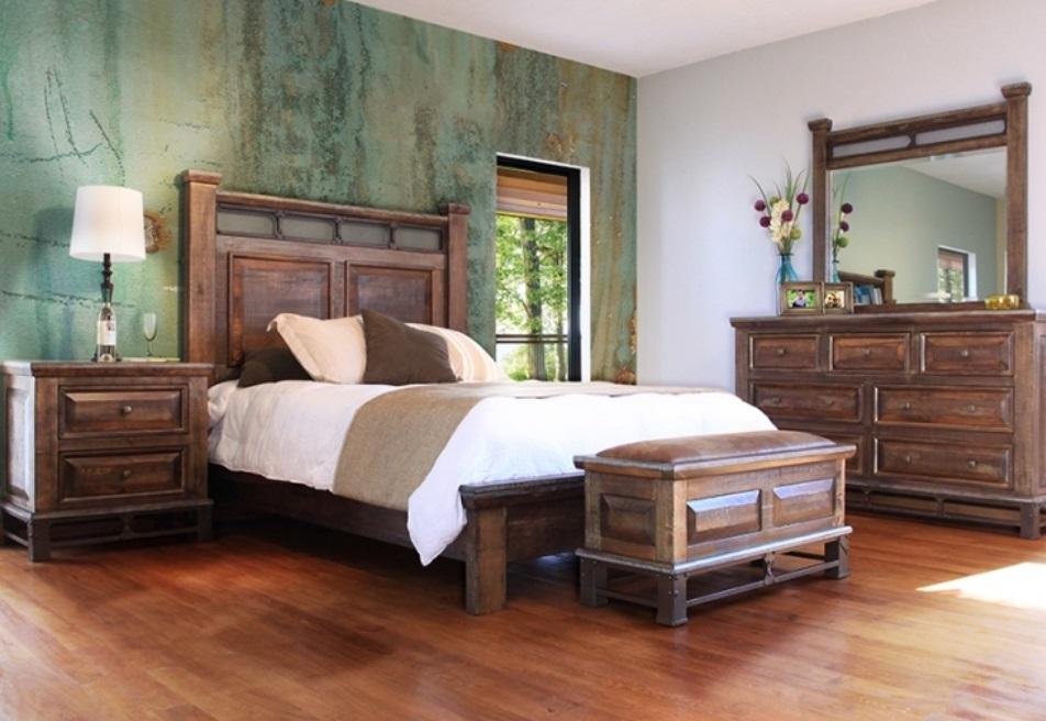 Bedroom Sets Utah bradley's furniture etc. - rustic artisan bedroom collections