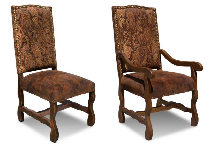 San Antonio Side Chair 369 Arm 399 195 Seat Height 20 Depth 21 Width 47 Total