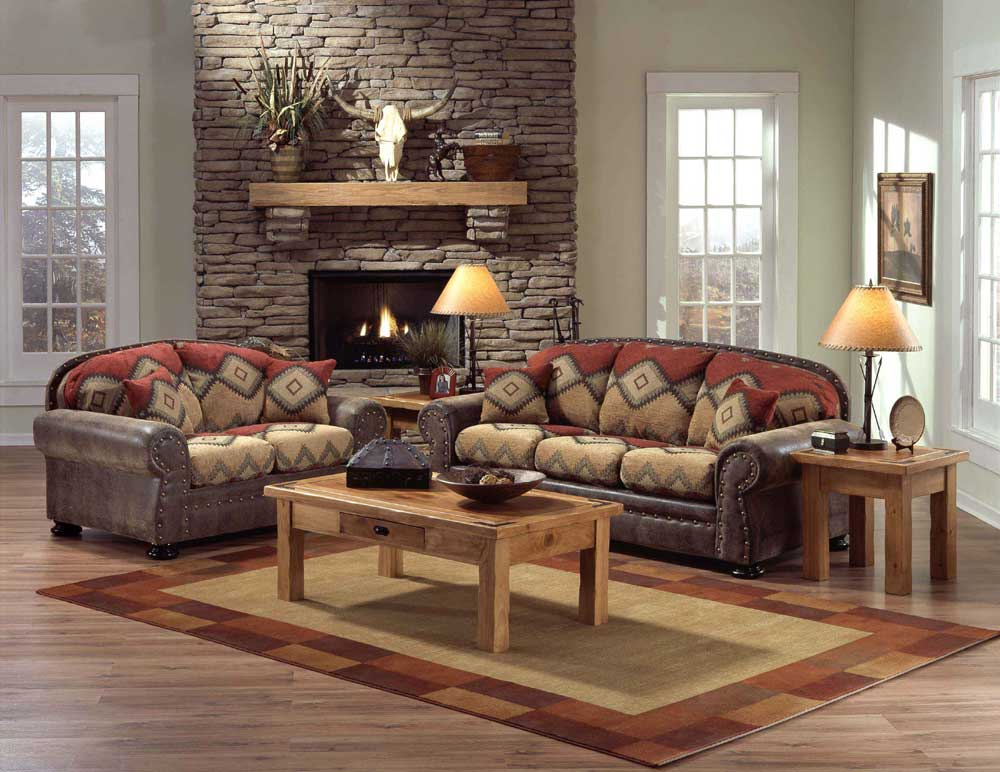 Beau Utah Rustic Furniture