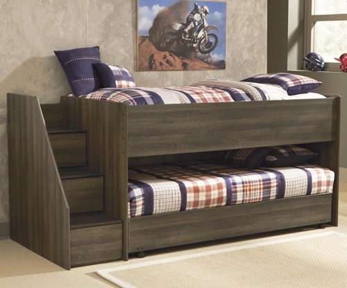 Twin Captains Bed With Storage And Trundlehome Design Home Design