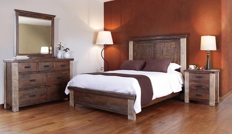 bradley 39 s furniture etc rustic artisan bedroom collections