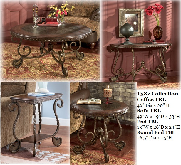 End Table Price 219 See Dims Above Storage Tail 319 Accent 2 Door Cabinet Discontinued Sofa 279