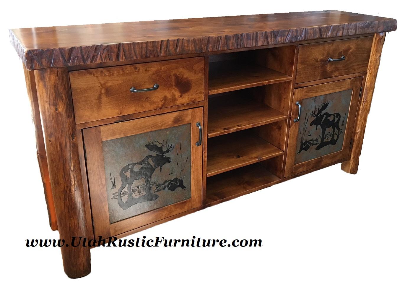 Bradley S Furniture Etc Rustic Tv Stands