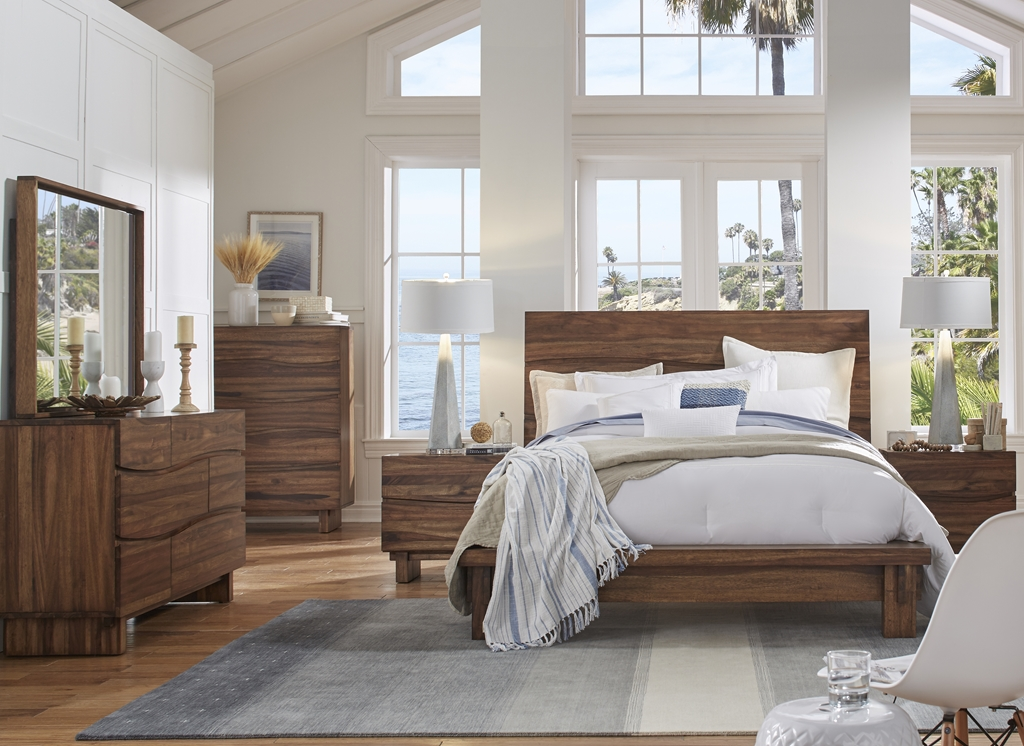 Bradley's Furniture Etc.   Rustic Artisan Bedroom Collections