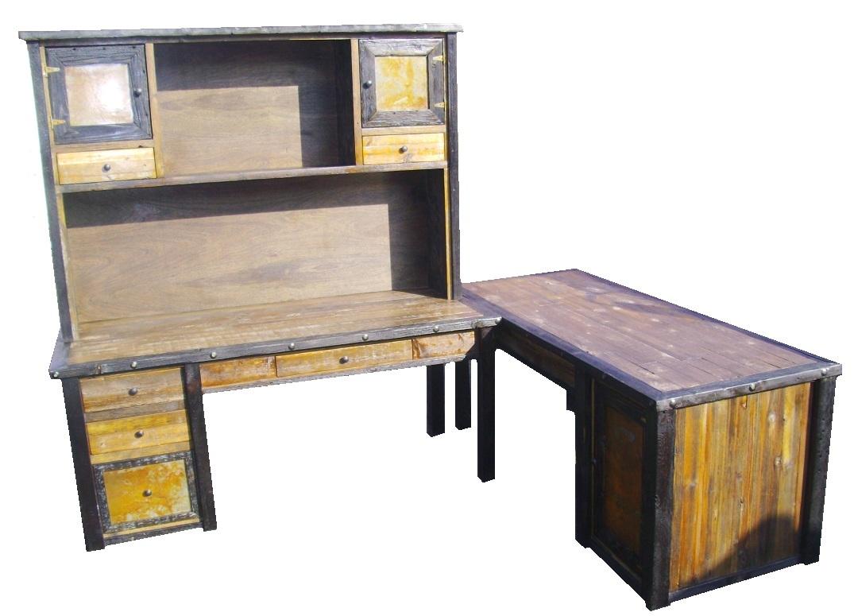 Bradley 39 S Furniture Etc Utah Rustic Office And Student Desks