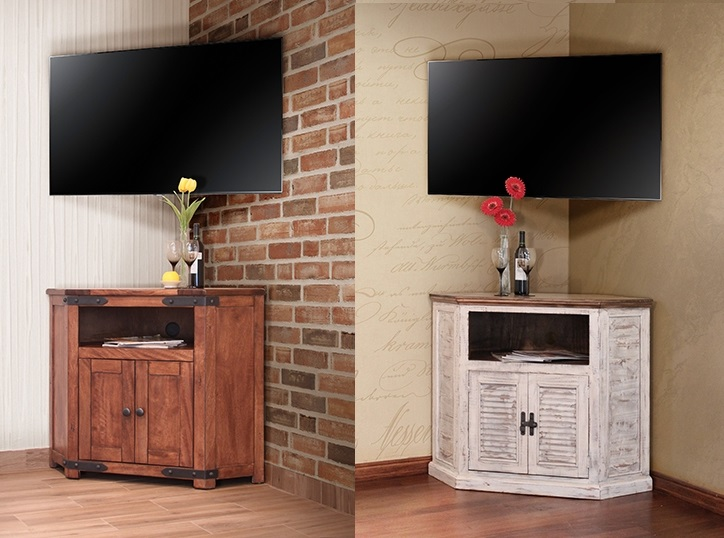on sale d12a7 af8be Fresh idea to design your Corner Tv Stands Picture. Image Of ...