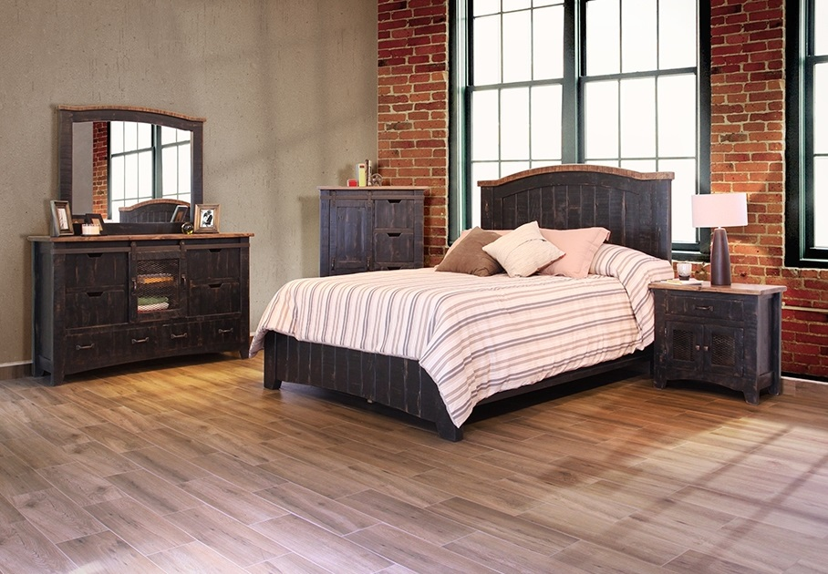 bradley 39 s furniture etc rustic artisan bedroom collections