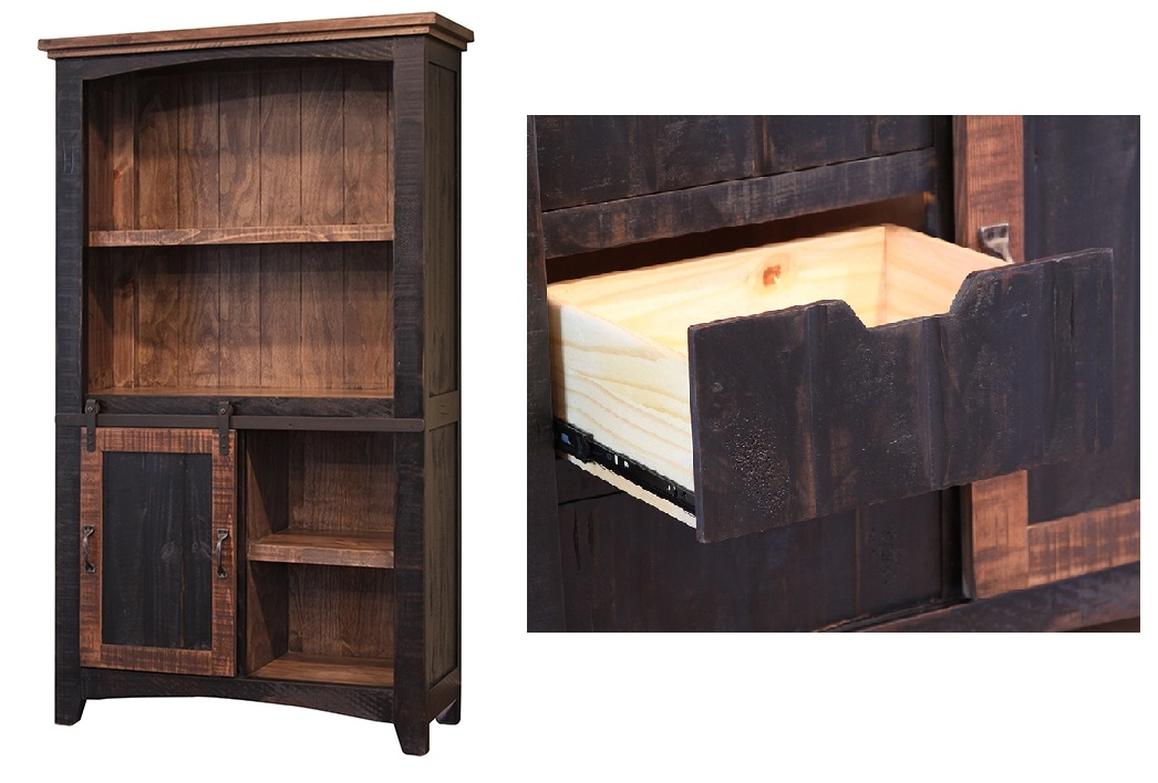 bookcases photo furniture community ideas bookcase style kreg magnificent rustic home