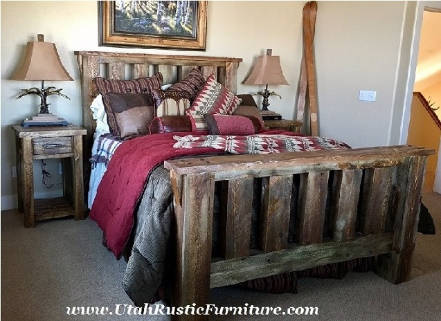 Utah Rustic Furniture by Bradley\'s