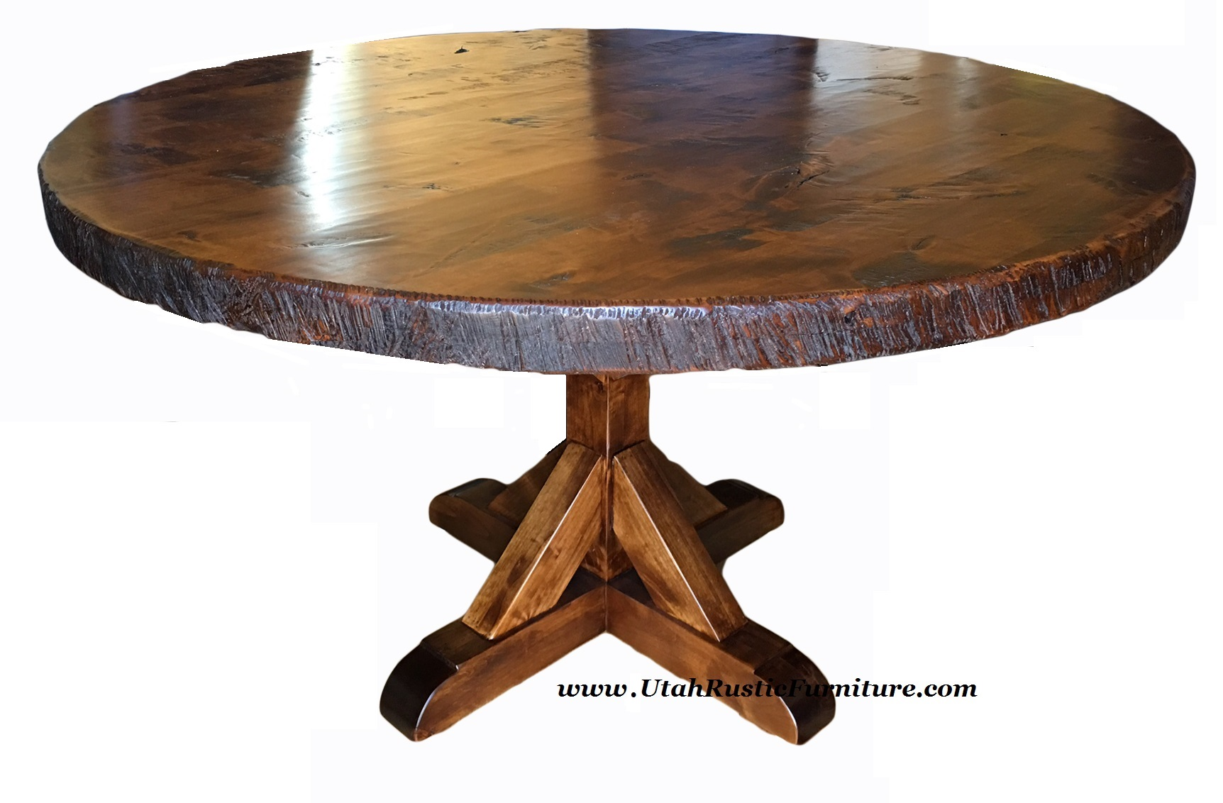 Rustic round dining table 7 inspiring greek styles of for 7ft dining room table