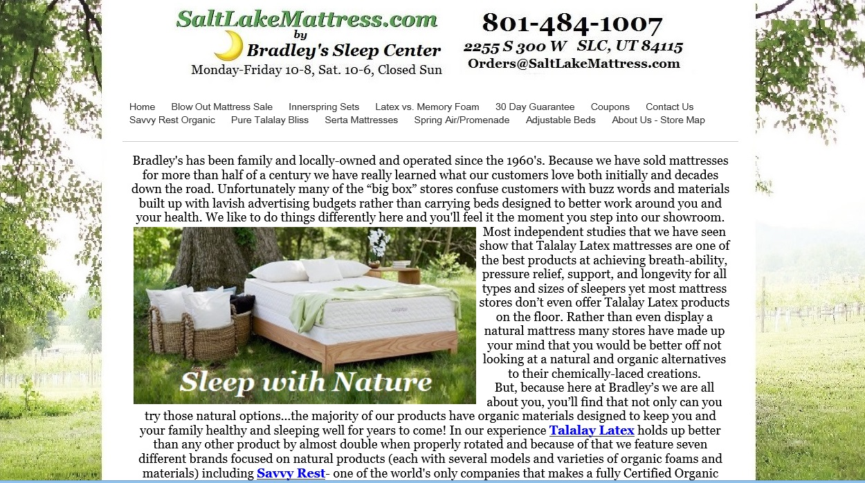 Click Here To Link Over Our Mattress Website We Feature 100 Natural And Organic Beds Designed Sleep Cooler More Comfortably Healthy