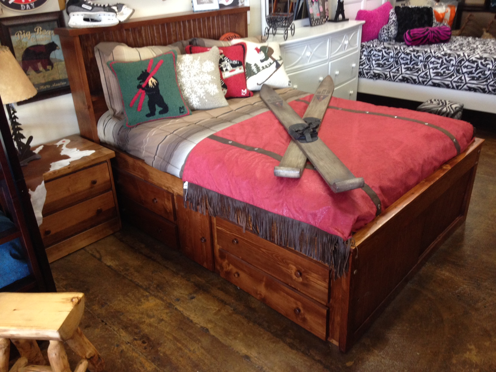 Captain bed full - Captain Bed Full 22