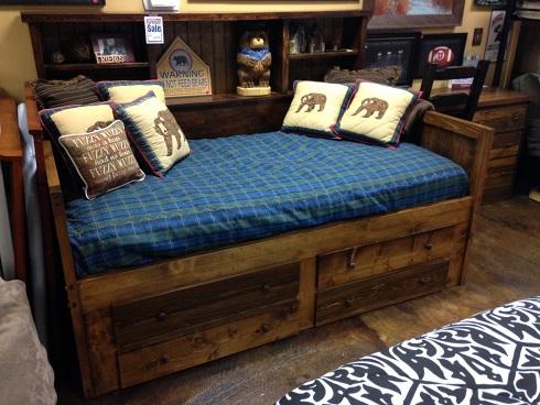 - Bradley's Furniture Etc. - Utah Captains Beds