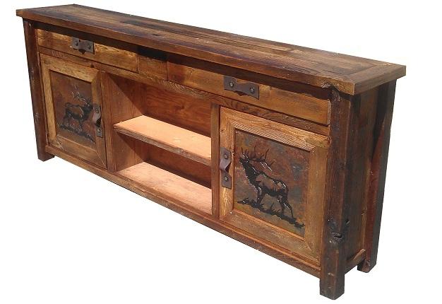 Bradley's Furniture Etc. - Rustic TV Stands