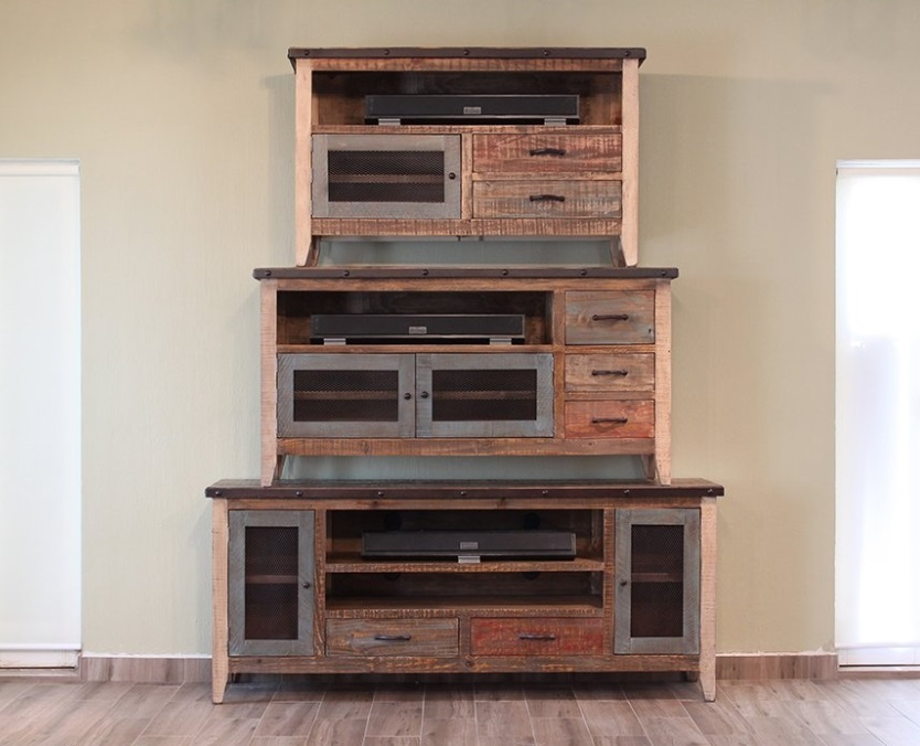 Antique TV Stand Collection