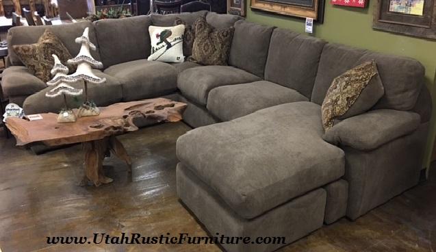 Bradley S Furniture Etc Rustic Sofas On Our Floor