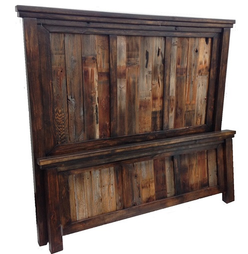 Awesome Barnwood Bedroom Set Contemporary - Simplywood.us ...