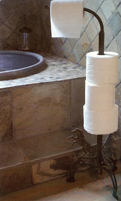 Bradley S Furniture Etc Utah Rustic Toilet Paper And
