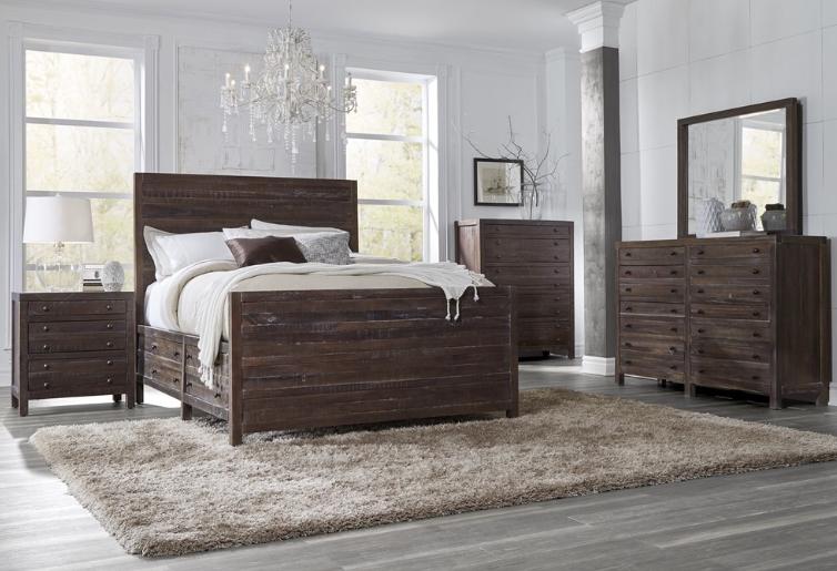 Bradley\'s Furniture Etc. - Utah Rustic Bedroom Furniture