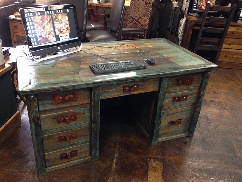 rustic office desk. Rustic Office Desk E