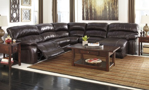 Was $3299 Sectional Price $2899. Includes Power LAF or RAF Recliner LAF or RAF Power Chaise and Armless Recliner. Also avail. in a Standard or Power ... : stanton 186 sectional - Sectionals, Sofas & Couches