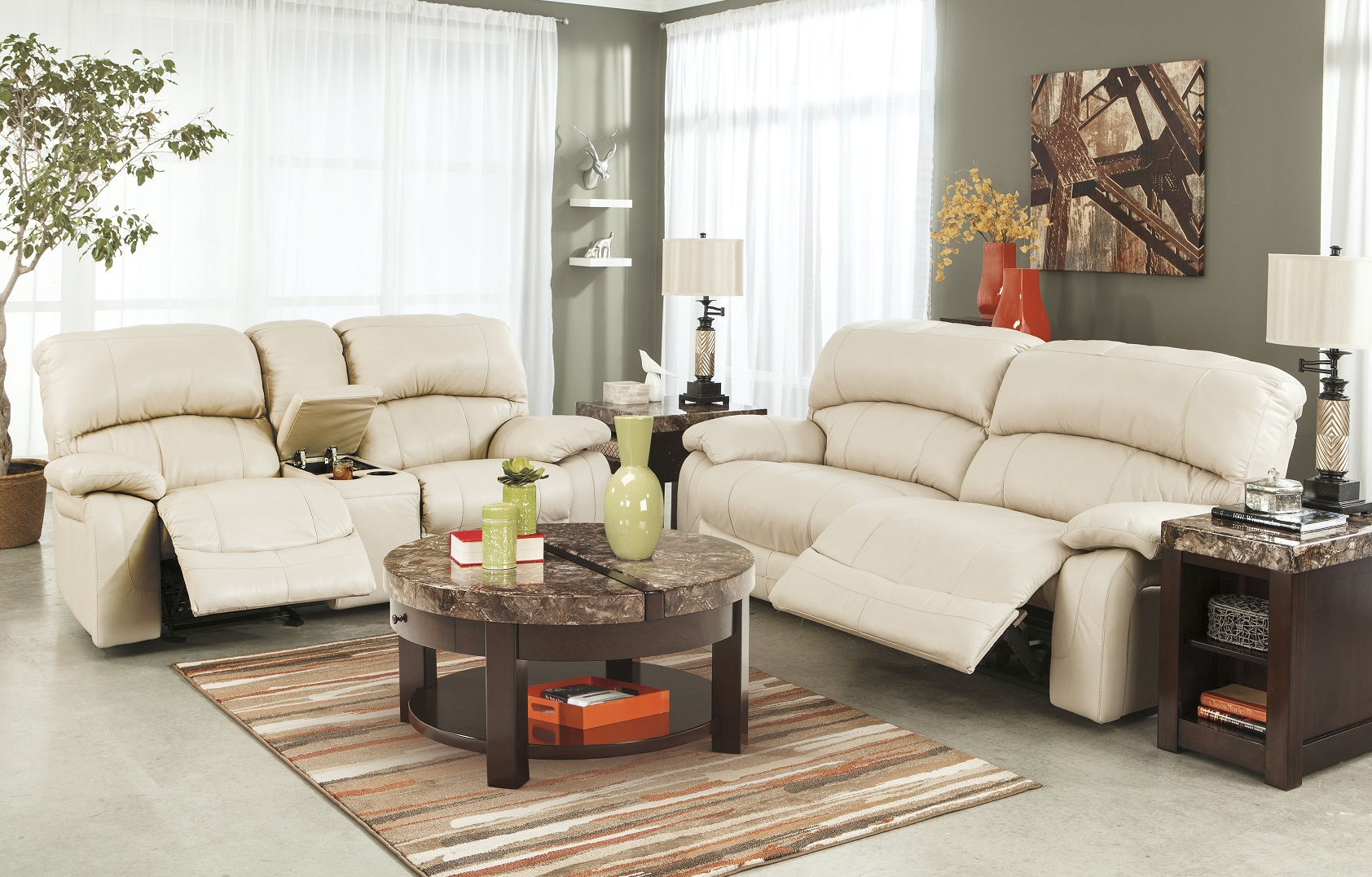 (Power Recliners Available +$170) Was $1699 Sofa Sale Price $1299 *Special Order ETA 3 Weeks Benchcraft ... & Benchcraft Leather Rustic Sofas islam-shia.org