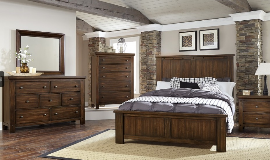 Bradley\'s Furniture Etc. - Vaughan Bassett Bedroom Collections