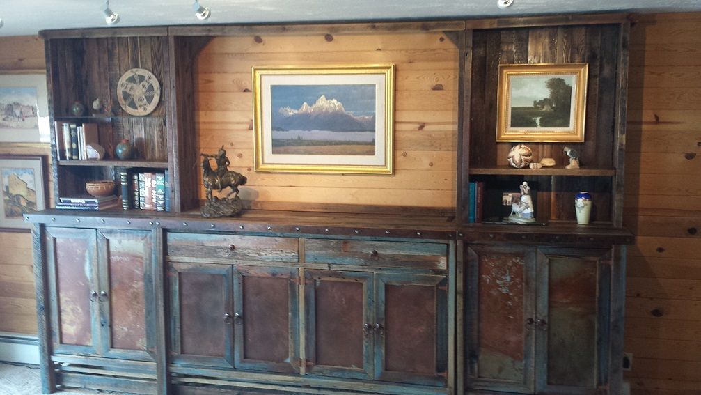 Bradley's Furniture Etc. - Rustic TV Stands