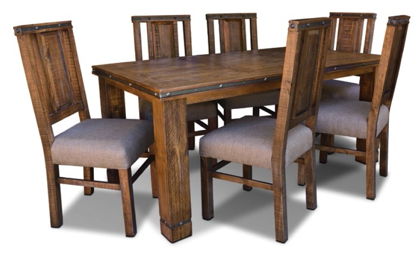 Marvelous Horizon Real Wood Furniture Dining Sets