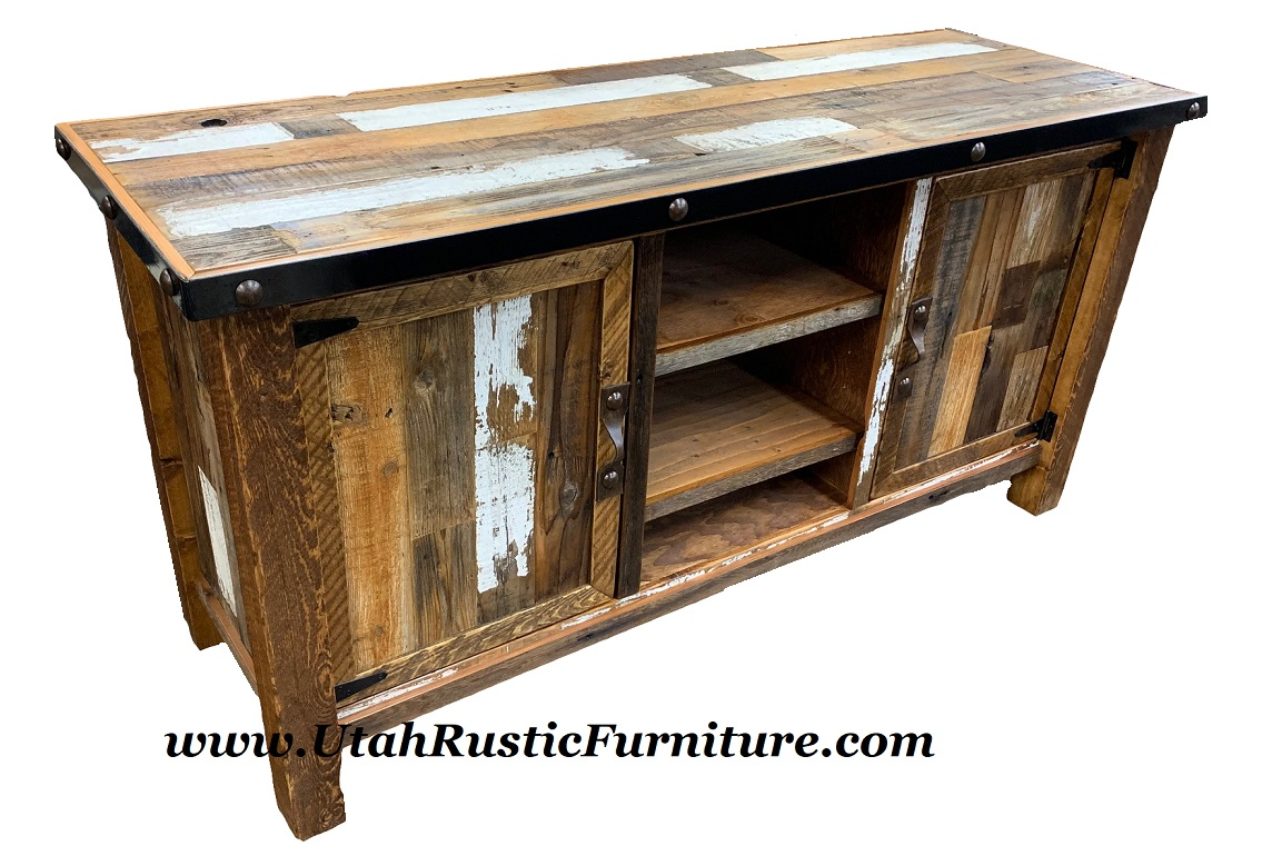 best service 475e0 79678 Bradley's Furniture Etc. - Rustic TV Stands